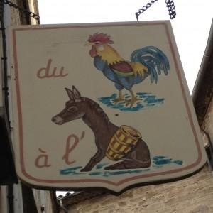 Du Coq à l'Ane