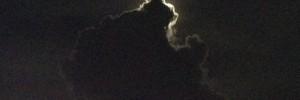 Lune Nuit d'éclipse